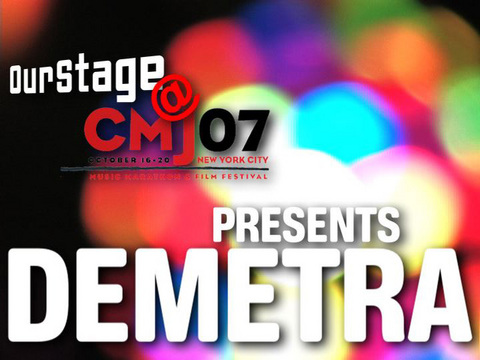 demetra @ cmj, by ThangMaker on OurStage