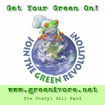 Get Your Green On, by Cheryl Hill on OurStage