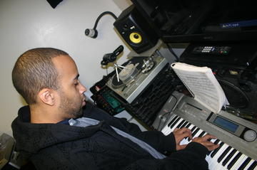 Luv Jones / Ready 2 Break U Off..., by MojoBeatz Ft. Omar on OurStage