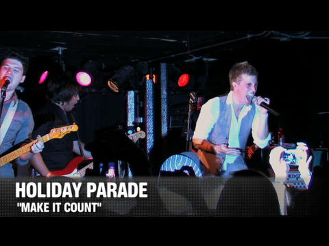 Holiday Parade: Make It Count (Live), by OurStage Productions on OurStage