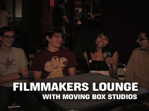 filmmakers lounge, by rachel on OurStage