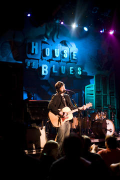 """Mystery"" - Live - House of Blues, N.O., by Michael Logen on OurStage"