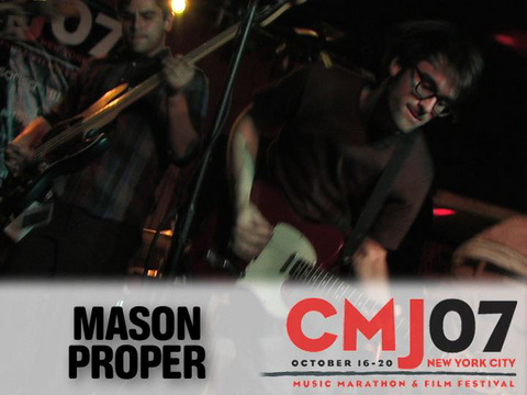 mason proper @ cmj, by ThangMaker on OurStage