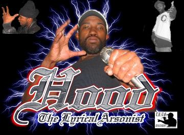 Just a Man On tha' Mic, by Hood: The Lyrical Arsonist! on OurStage