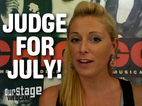 july appeals, by rachel on OurStage