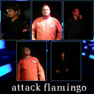 Nothing, by Attack Flamingo on OurStage