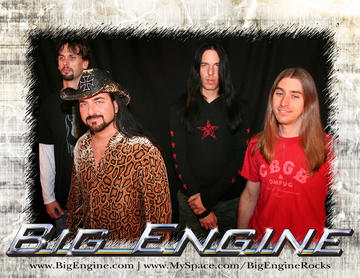 Party Like A Rock Star, by Big Engine on OurStage