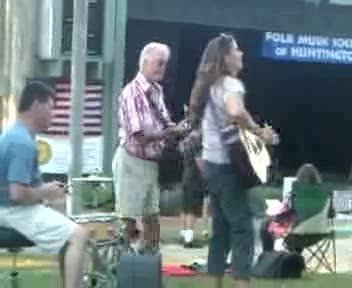 Tonight - Huntington Folk Festival 2009, by Barbara Garriel on OurStage