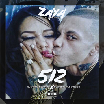 "512, by Zaya ""El Comandante"" on OurStage"