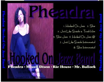 Just Like Suicide , by Ric House /w Pheadra' Hooked On Jazz Band on OurStage