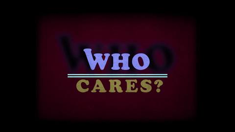 Who Cares?, by Rocketboat on OurStage
