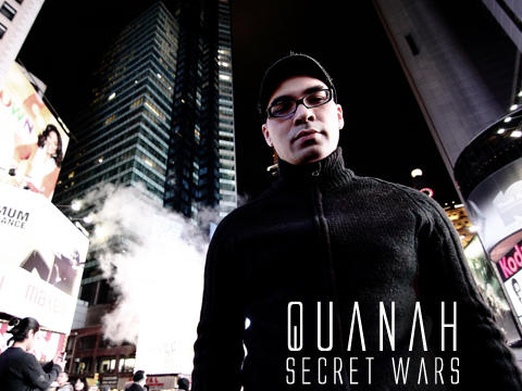 Secret Wars, by quanah on OurStage