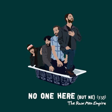 No One Here (But Me), by The Raw Men Empire on OurStage