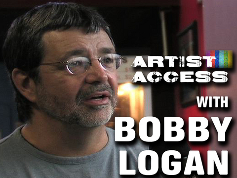 Artist Access: Bobby Logan, by ThangMaker on OurStage