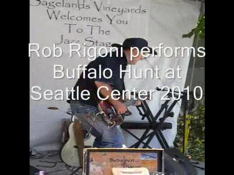 Buffalo Hunt, by Rob Rigoni on OurStage