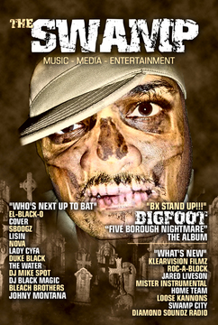 FIVE BOROUGH NIGHTMARE featuring HOT WATERZ (TITLED TRACK), by BIGFOOT on OurStage