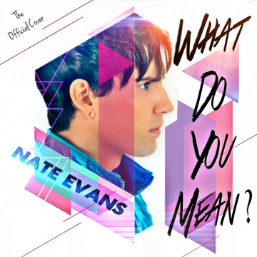 What Do You Mean? (Official Cover), by Nate Evans on OurStage
