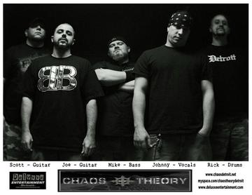 Misery, by Chaos Theory on OurStage