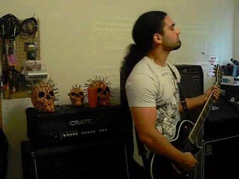 Bad Horise Improv(Steve Vai), by Joe Pignato on OurStage