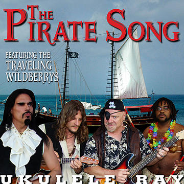 "George Harrison's ""THE PIRATE SONG"", by Ukulele Ray on OurStage"