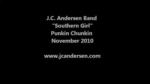 Southern Girl (Live at Punkin Chunkin), by J.C. Andersen on OurStage