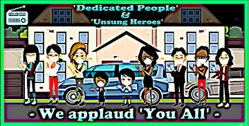 Dedicated People & Unsung Heroes, by Bernardo Gracioli on OurStage