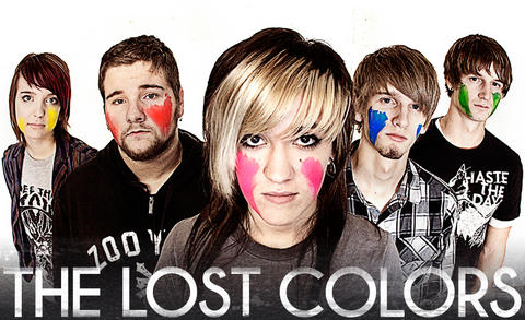 The Lost Colors - Turn Around, by cwd543 on OurStage