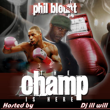 Middle Finger {To Da Haterz}, by Phil Blount on OurStage