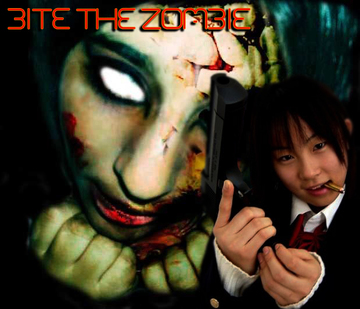 bite the zombie - ghost , by Bite the Zombie on OurStage