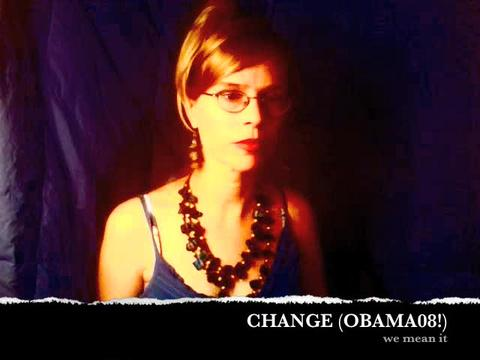 Change (Obama 08!), by Ramonaji on OurStage