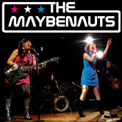 My Head Is a Bomb, by The Maybenauts on OurStage
