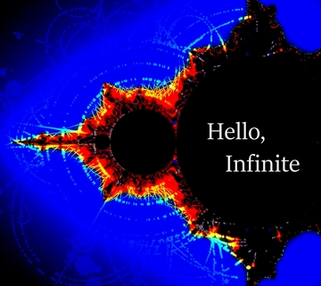 Hello, Infinite, by Rob Lundy on OurStage