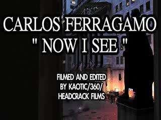 Now I See, by Carlos Ferragamo on OurStage