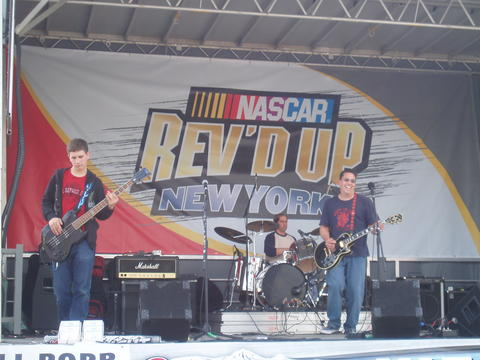The Mondays @ NASCAR's Rev'd UP NY Event Sponsored by Q104.3  , by themondays on OurStage