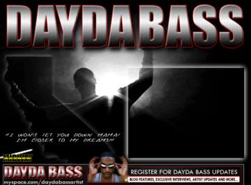 CHAMPION, by DAYDABASS on OurStage