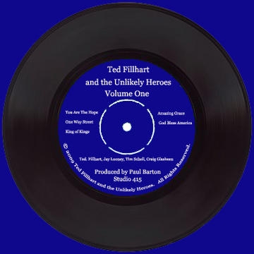 King of Kings ( Sample from CD), by Ted Fillhart and the Unlikely Heroes on OurStage