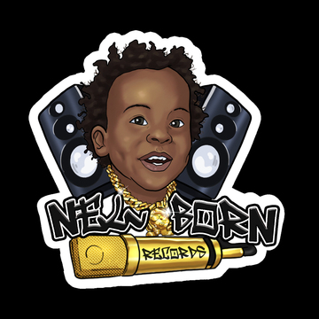 Newborn Records LLC - Official Logo , by DraMatiQue on OurStage