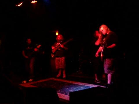 Broken cross of denial live...in VA, by Crimson Orchid on OurStage