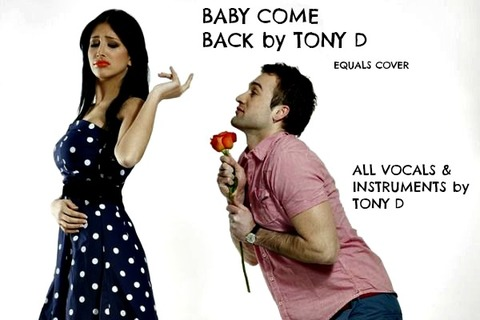 (The Video)BABY COME BACK by TONY D, by TONY D  on OurStage