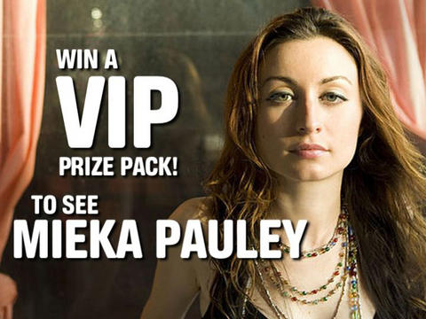 Discover Mieka Pauley!, by ThangMaker on OurStage