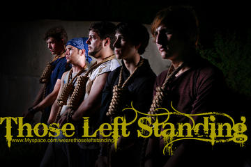 Who You Are, by Those Left Standing on OurStage