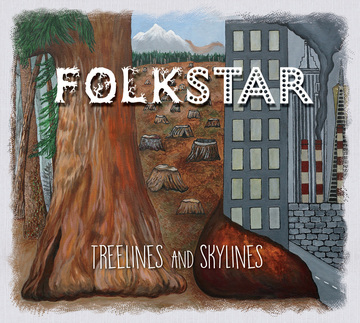 Into the Trees, by Folkstar on OurStage