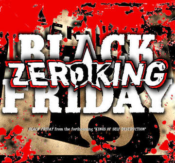 Black Friday, by Zeroking on OurStage