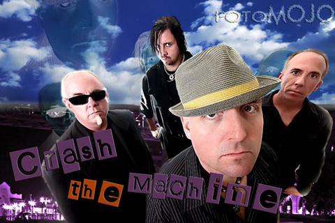 Push Me Down (I'm Alive), by Crash The Machine on OurStage