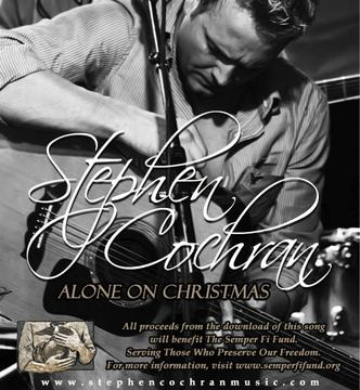 Alone On Christmas, by Stephen Cochran on OurStage