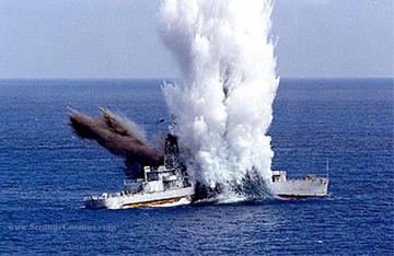 WARSHIP DESTROY, by CGSTCA on OurStage