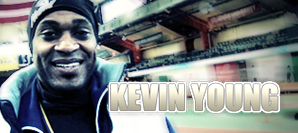 Olympic Gold Medalist Kevin Young!, by jennyfrommoli on OurStage