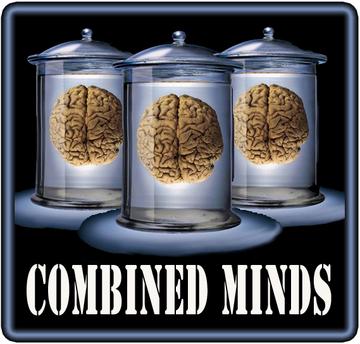 """""""Combined Minds"""", by SonicChameleon/vegetal/WellBlendMusic on OurStage"""