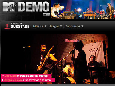 Visión general de MTV DEMO, by OurStage Productions on OurStage