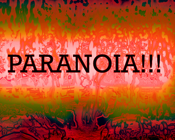 PARANOIA!!!, by Nurse on OurStage